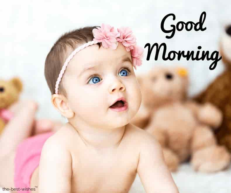 100 cute good morning