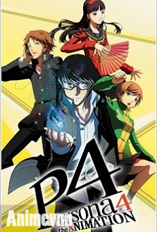 Persona 4: The Animation - Persona 4 The Animation 2012 Poster