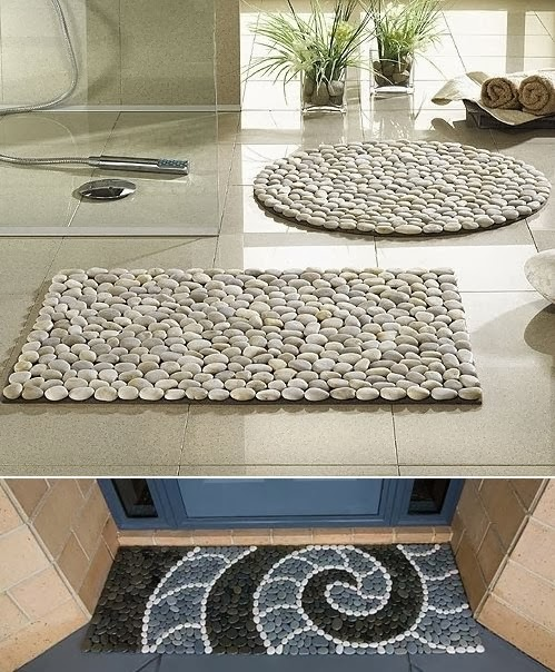 Stone Mat: How To Make This Creative Idea?