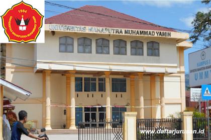 Pendaftaran Mahasiswa Baru (UMMY-Solok) 2021-2022