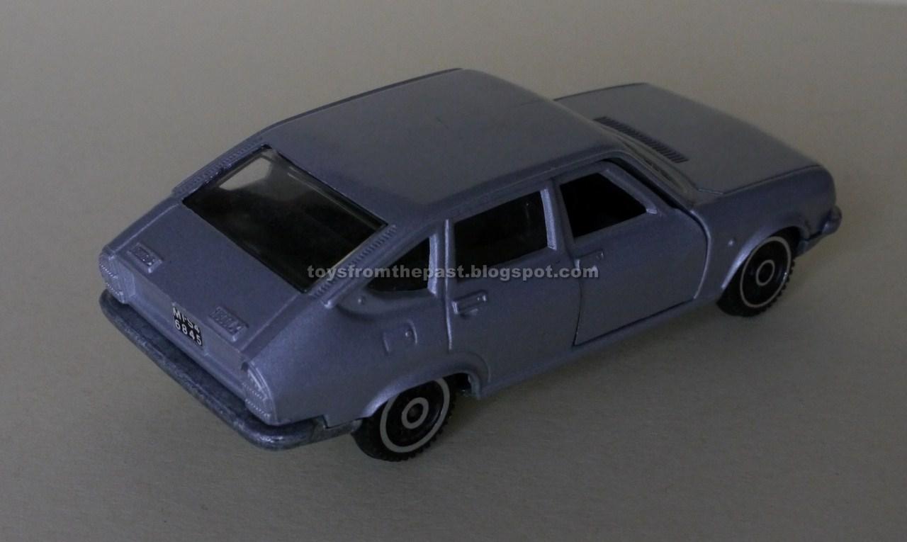 Toys From The Past 641 Politoys Alfa Romeo Giulia