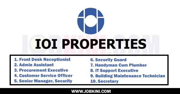 IOI Properties Group Sdn Bhd