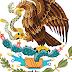 El escudo Nacional Mexicano