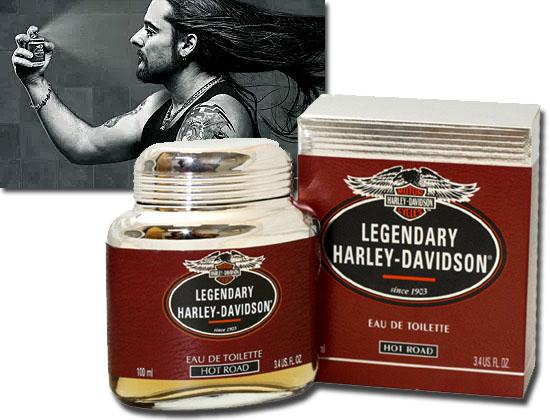 Museum of Failure - Perfume Harley-Davidson