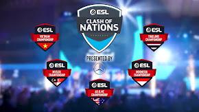 Xác định các cặp đấu vòng Play-In của ESL Clash of Nations 2019