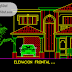مخطط مسكن عائلي دوبلكس بواجهة جميلة 2 اوتوكاد dwg