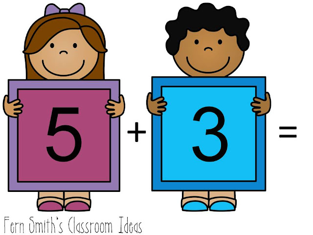 Free Number Cards 1 -20 Printables for Multiple Classroom Uses from Fern Smith's Classroom Ideas at TeacherspayTeachers.