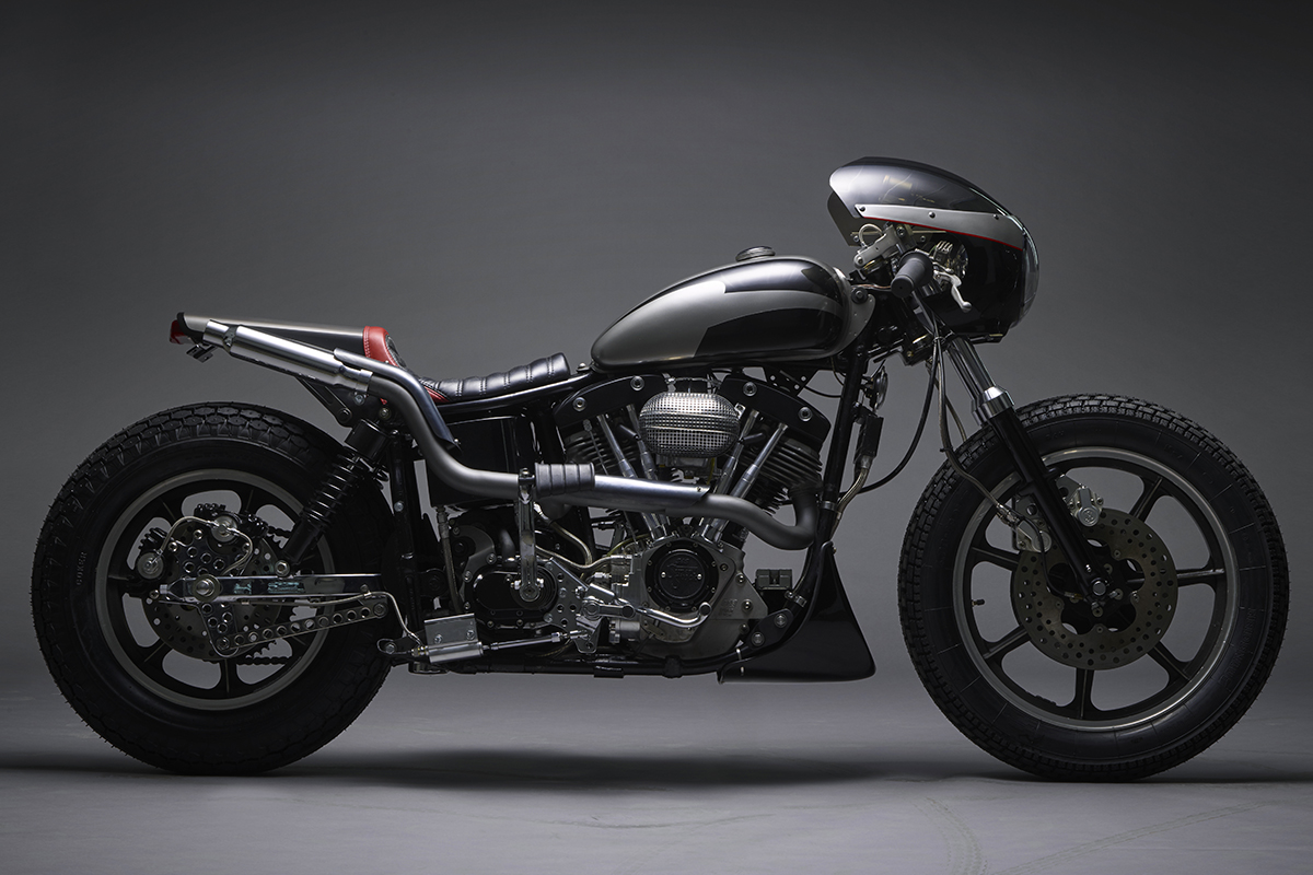 For Motorcycle fans: Harley-Davidson