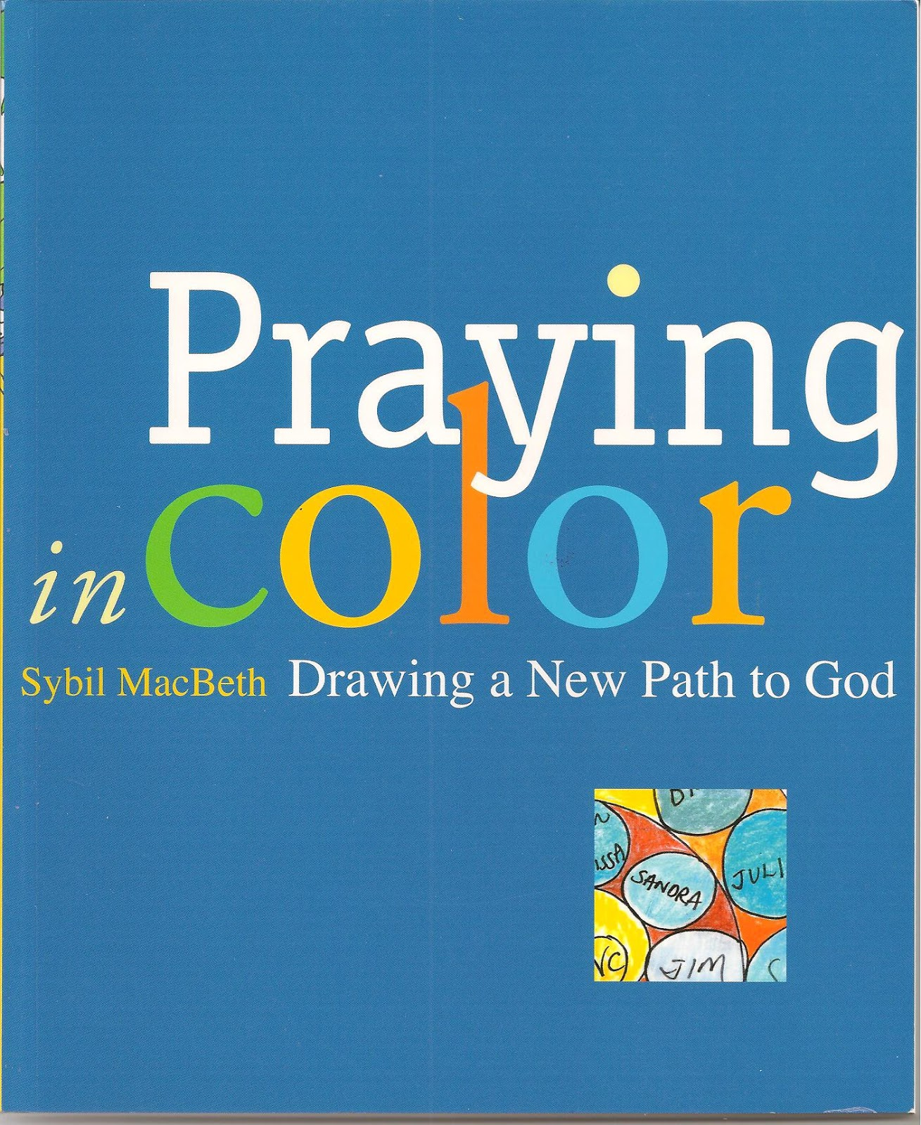 Worshiping With Children: Praying in Color
