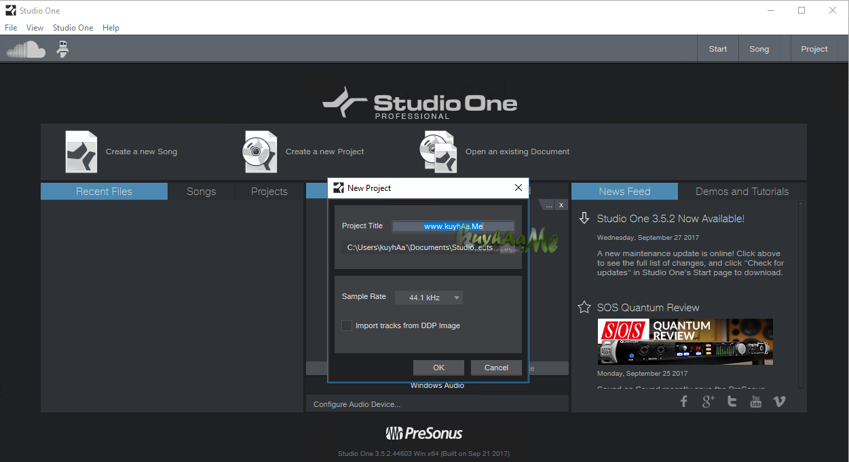 Studio One 3 Professional