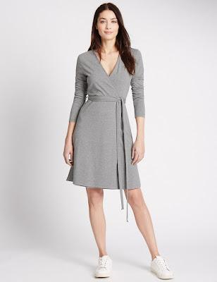 Catalogo de Vestidos con manga larga