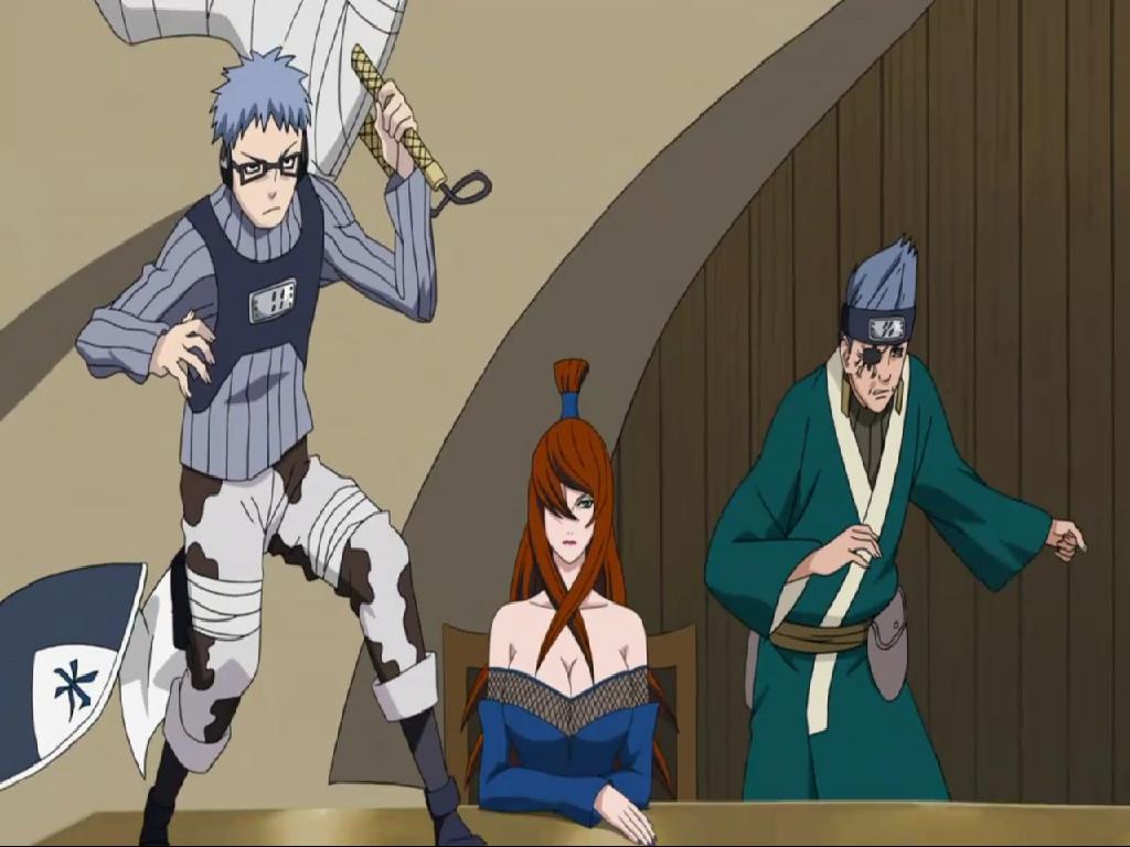Daftar Tokoh Dan Karakter Manga Anime Naruto InfoAkurat