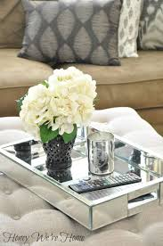 Decorative Trays For Coffee Tables