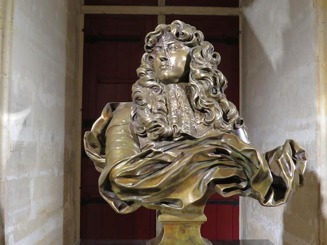 העתק של פסל לואי ה-14