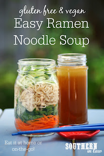Easy Homemade Ramen Noodle Soup Recipe Gluten Free