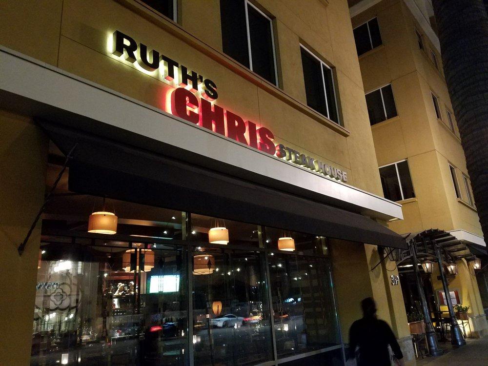 Ruth S Chris Steak House Pasadena Ca