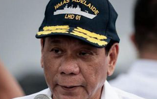 Philippines' Duterte warns of 'revolutionary government'