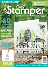 Published in Craft Stamper September 2016