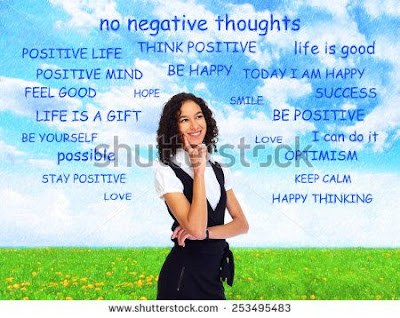 Possitive Thinking, Fayde, Life Change