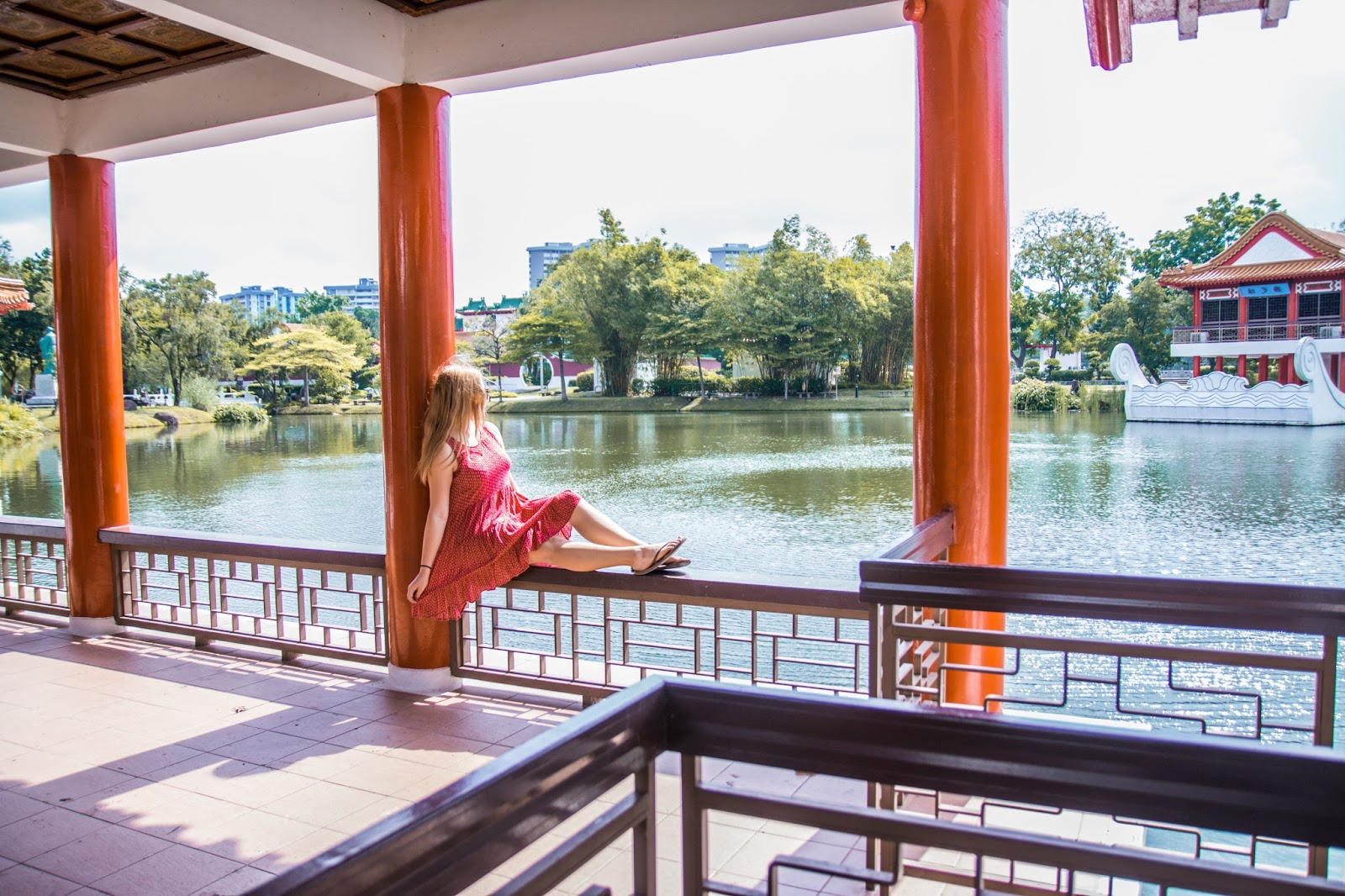 My Zen Experience At The Chinese And Japanese Gardens in Singpaore