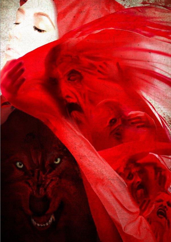 Chapeuzinho Vermelho no Castelo das Trevas Torrent - BluRay 1080p Dual Áudio (2016)