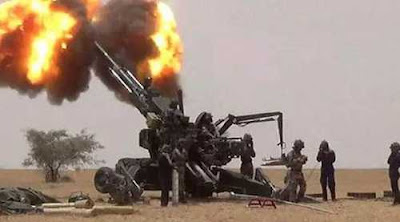 Dhanush Artillery Gun Inducted In Indian Army