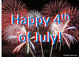 July 4th, Independence day in America, USA