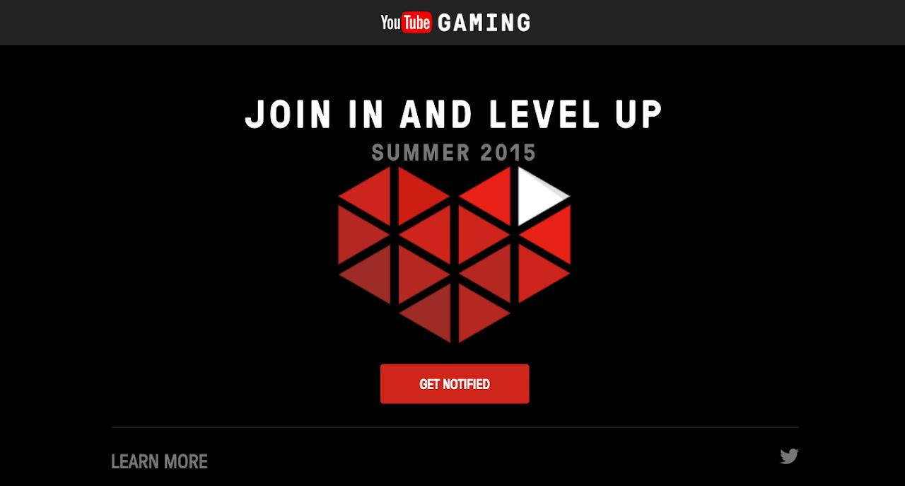 Youtube Gaming遊戲直播網站即將上線,與Twitch打對台