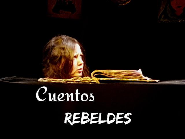 'Cuentos rebeldes' (sala Bululú)