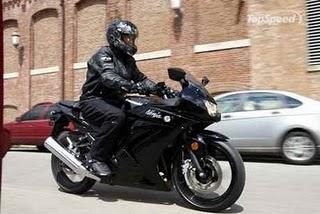 Cool Images Kawasaki Ninja 250r Black