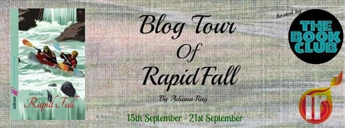 Rapid Fall by Adiana Ray