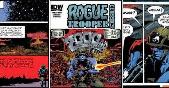 35 Best Rogue Trooper 2000AD images | Rogues, 2000ad, 2000ad comic | 289x550