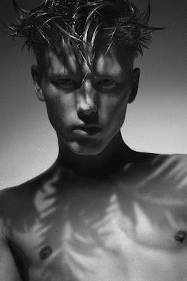 """Roland Van Der Lepp for Coitus Magazine (""""Bruised"""")"""
