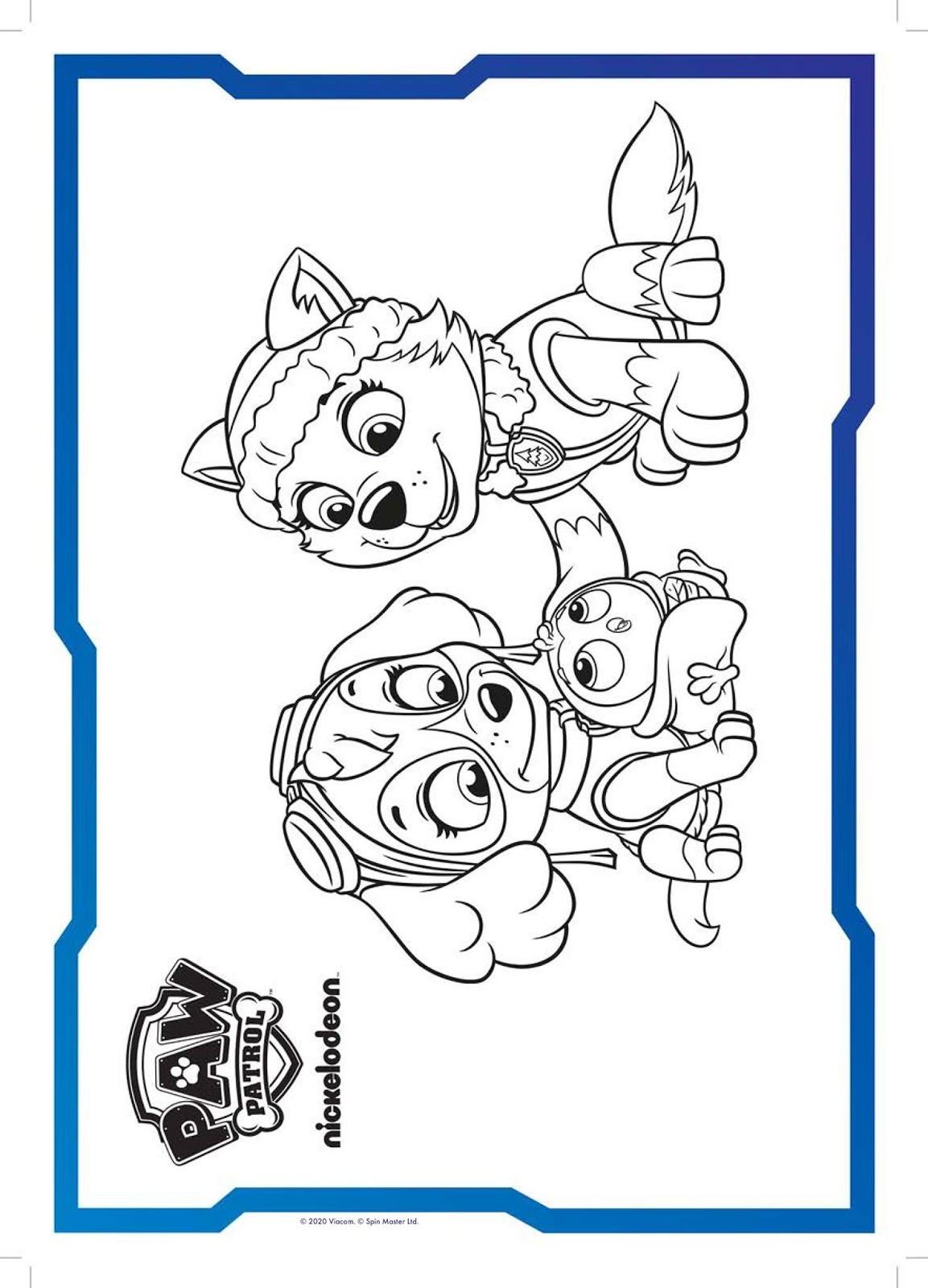 free nick jr coloring pages – eargear.me | 1600x1153