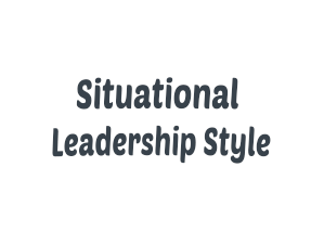 Gaya Kepemimpinan | Situational Leadership Style