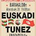 Balonmano | Las selecciones de Euskadi y Túnez juegan en Lasesarre el 28 de diciembre