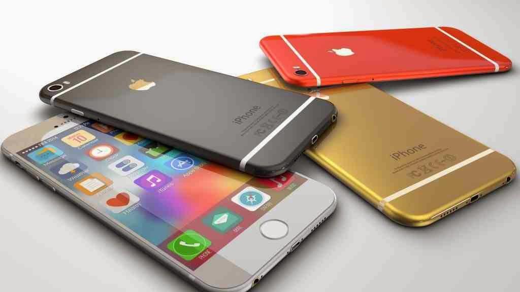 مواصفات ومميزات هاتف Apple iPhone S6