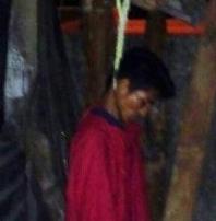 Se suicida un hombre en Carlos A. Carrillo Veracruz