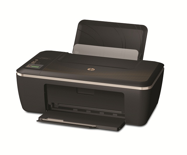 The HP Deskjet Ink Advantage 2520hc All-in-one Printer