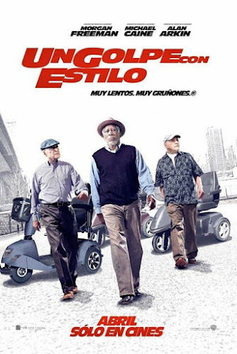 Going in Style (BRRip 1080p Dual Latino / Ingles) (2017)