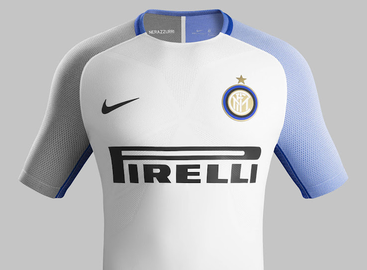 lowest price 9e6a4 44ccd Inter 17-18 Away Kit Released - Footy Headlines