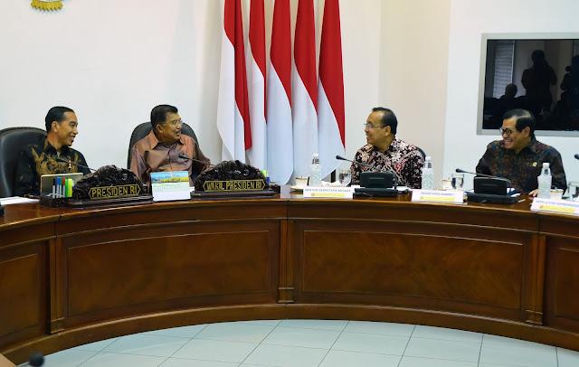 Inisiatif DPR, Presiden Jokowi Berharap RUU Minyak dan Gas Bumi Perkuat Kemandirian Energi