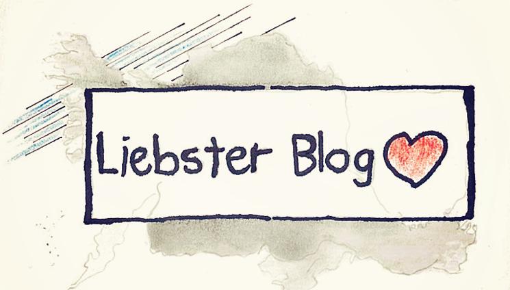 nominacja do Liebster Blog Award