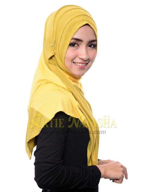 natasha 1 loops rekaan tudung cotton terbaru fesyen hari raya 2015