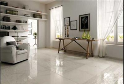 Inspirasi  Lantai Granit  Rumah Minimalis 7