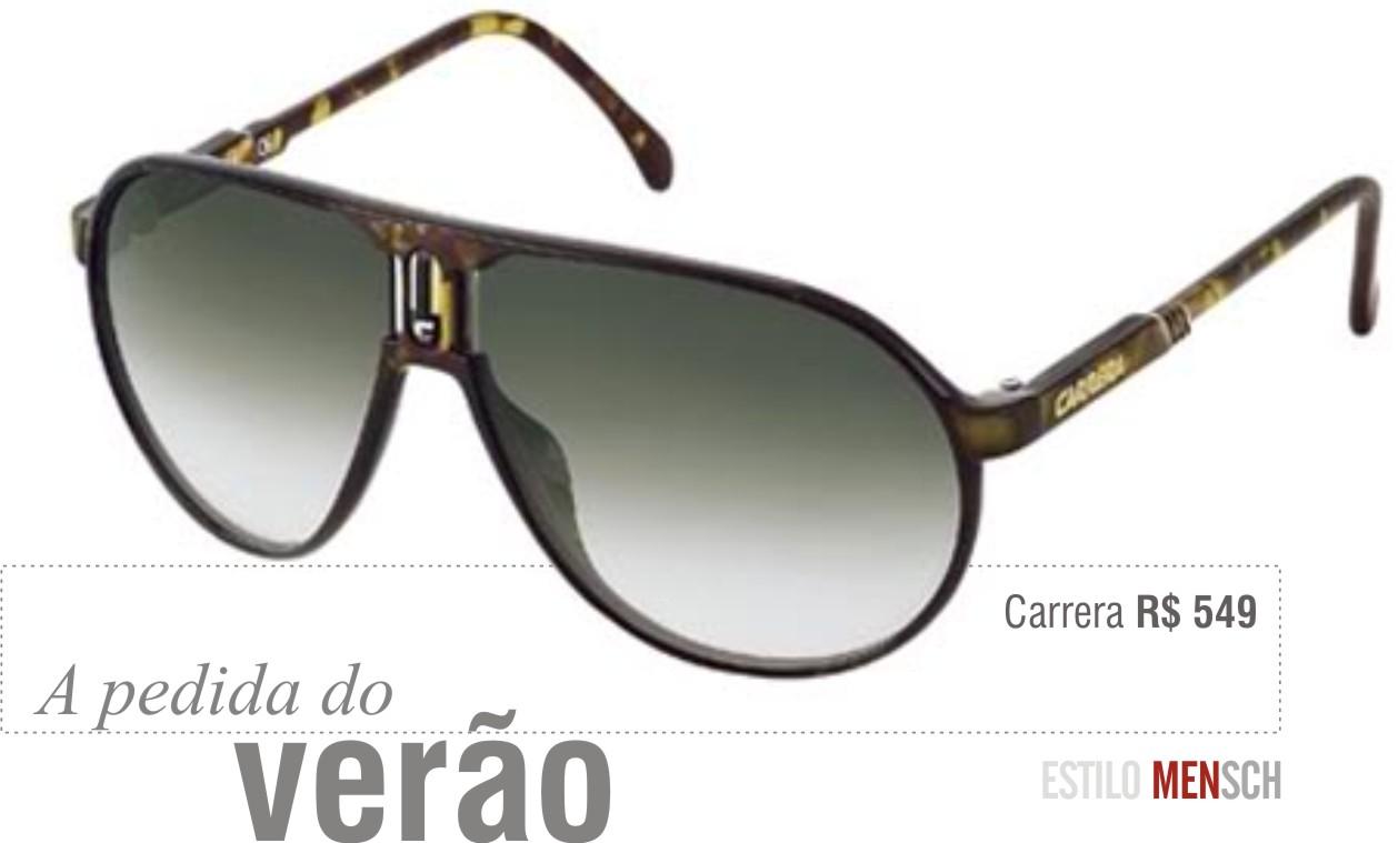0357ee6a04fd4 Mas e como escolher o óculos de sol ideal  Existem vários modelos e marcas  famosas que apostam em design elegante para os óculos de sol masculinos  sempre ...