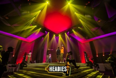 Watch LIVE The Headies 2015 Awards Ceremony [#TheHeadies2015