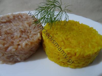 Ryż smakowy