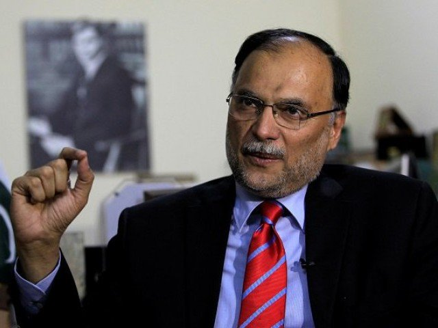 Ahsan Iqbal calls hate speech against minorities in National Assembly 'tragic'