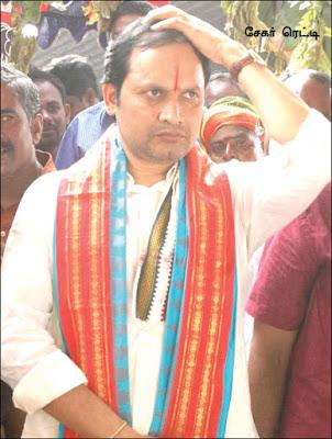 'சுரங்கம்' சேகர் ரெட்டி- நெட்வொர்க் - 1